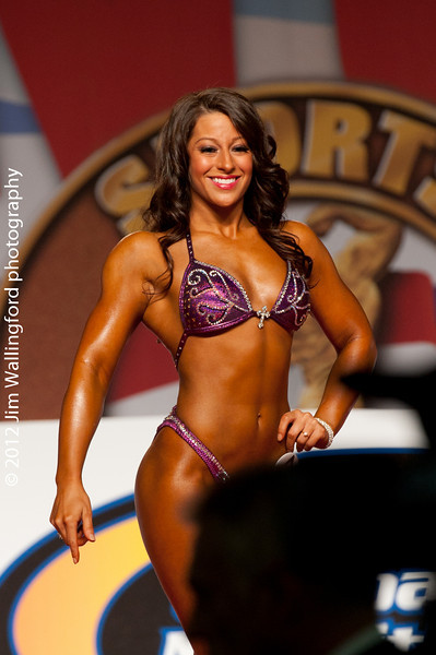 Arnold Amateur Fitness, Figure Awards