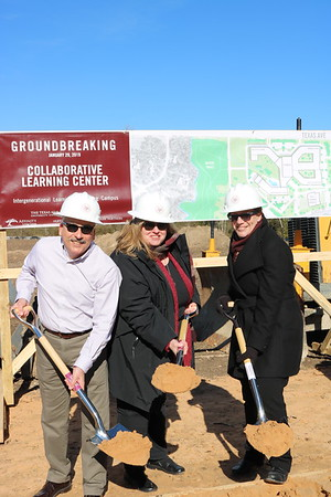 Intergenerational Facility Groundbreaking