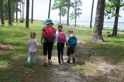 Pine Cliff Backpacking