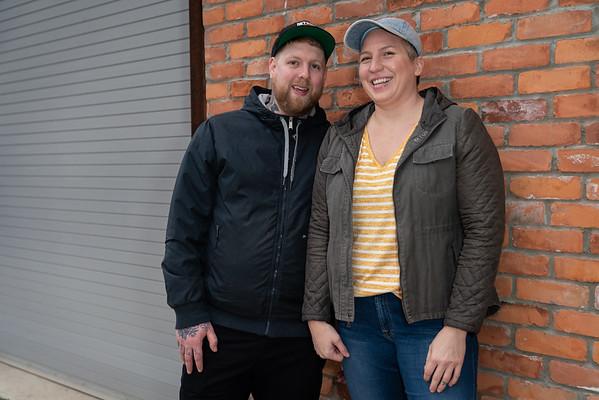 Kristen Calverley + Nathan Peck, Michigan & Trumbull