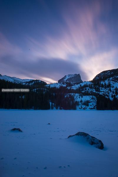 Bear Lake Sunset