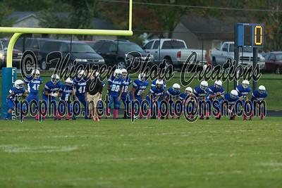 East vs West 8th grade 10 7 14