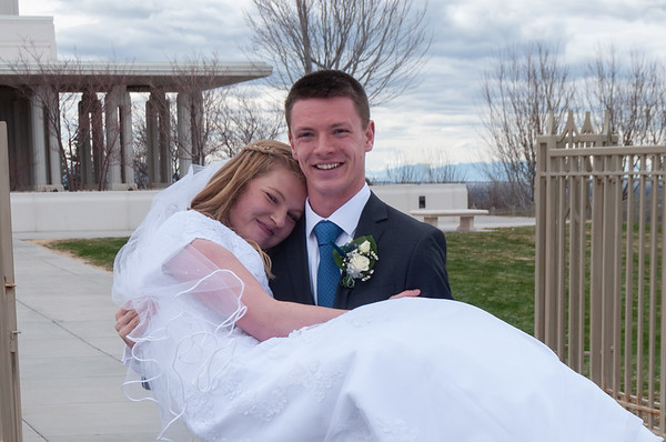 2019-04-13 Kelsey and Josh