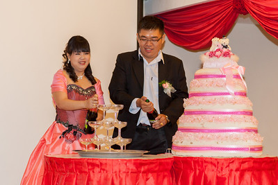 Keong Wedding