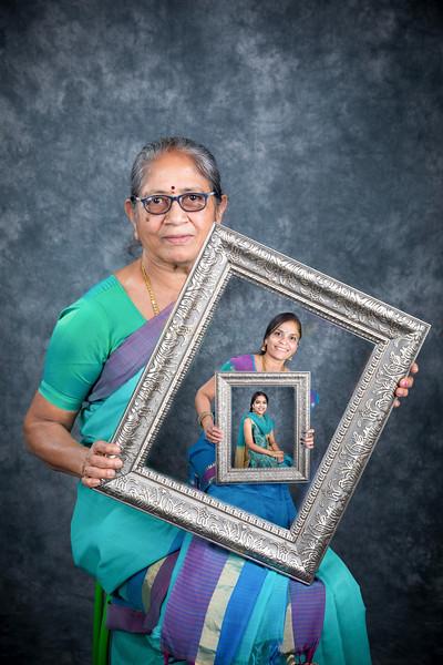 Shyam Karthik Family