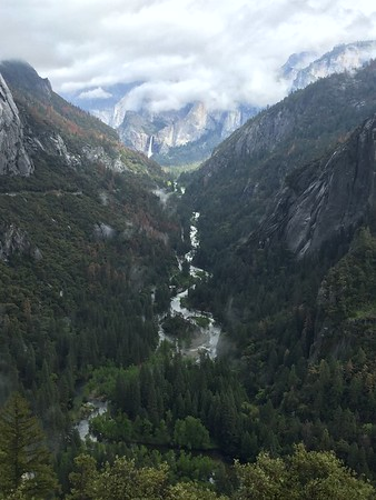 Yosemite National Park & San Francisco 2016