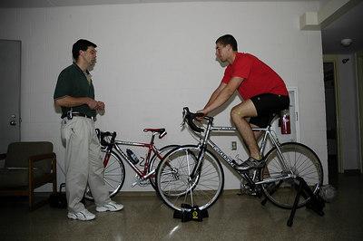 USAC Camp Bike Fit