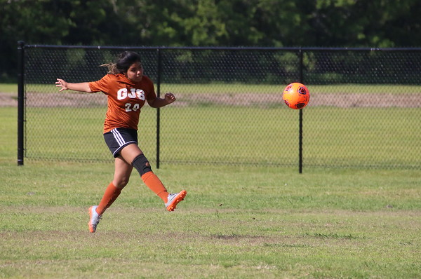 GJS vs CBJ - 7th Grade Girls Soccer Game
