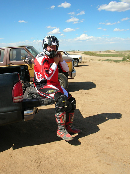 Dirt Bike - Darin prepares.jpg