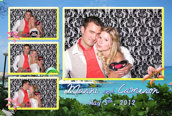 Marni & Cameron Wedding 2012