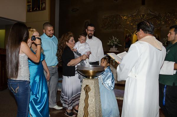 Johana N Eduardo - Baptism and presentation