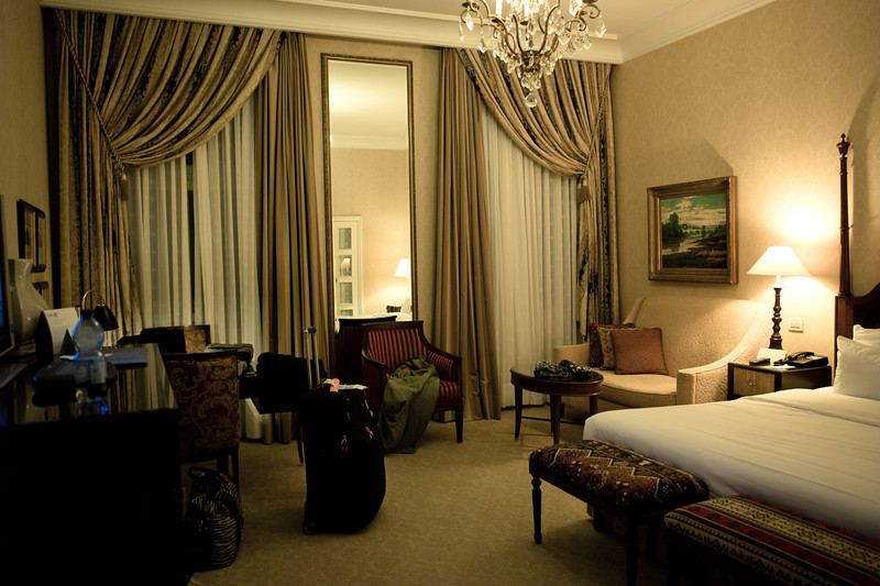 Le Meridian Budapest, the most comfortable bed!
