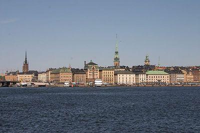 Stockholm, Sweden - May 12th
