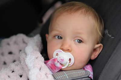 2012 May - Emma's First Birthday