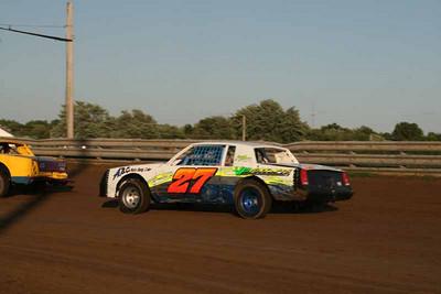 Sedalia State Fair Speedway Augus 20, 2009