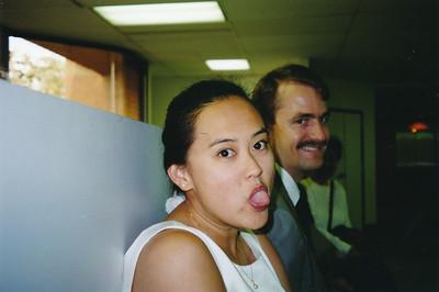Wedding October 1997
