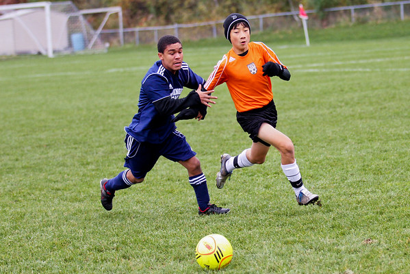 Bays Soccer vs. Framingham and Winchester