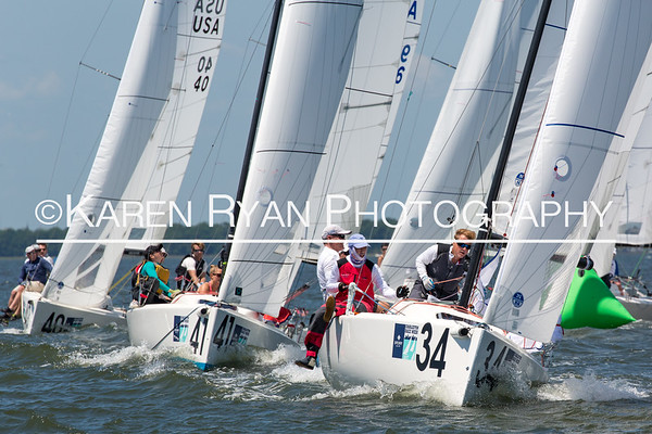 Charleston Race Week 2017 - J/70