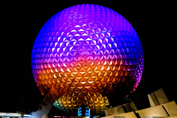 2018-03-04 Disney World Day 1