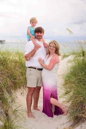 The Jones family  |  Panama City Beach