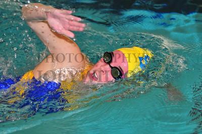 SVA - SCCPSS Swim Meet - 1/23/2010
