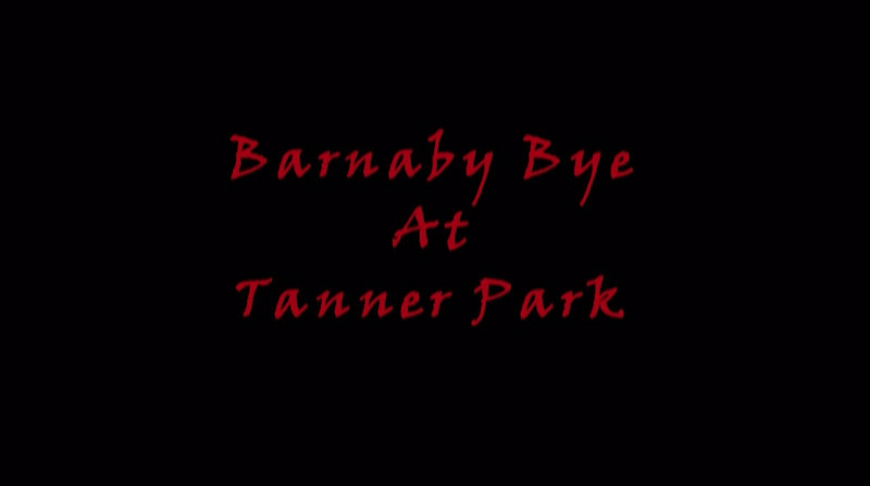 Barnaby bye concert at Tanner Park Video