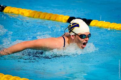 AGHS Swim vs SLOHS