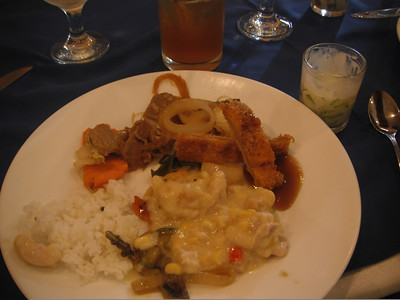 Asian Filipino Food