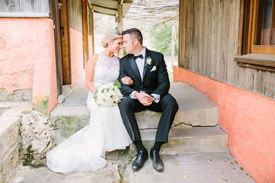 Jill and Torrey Wedding