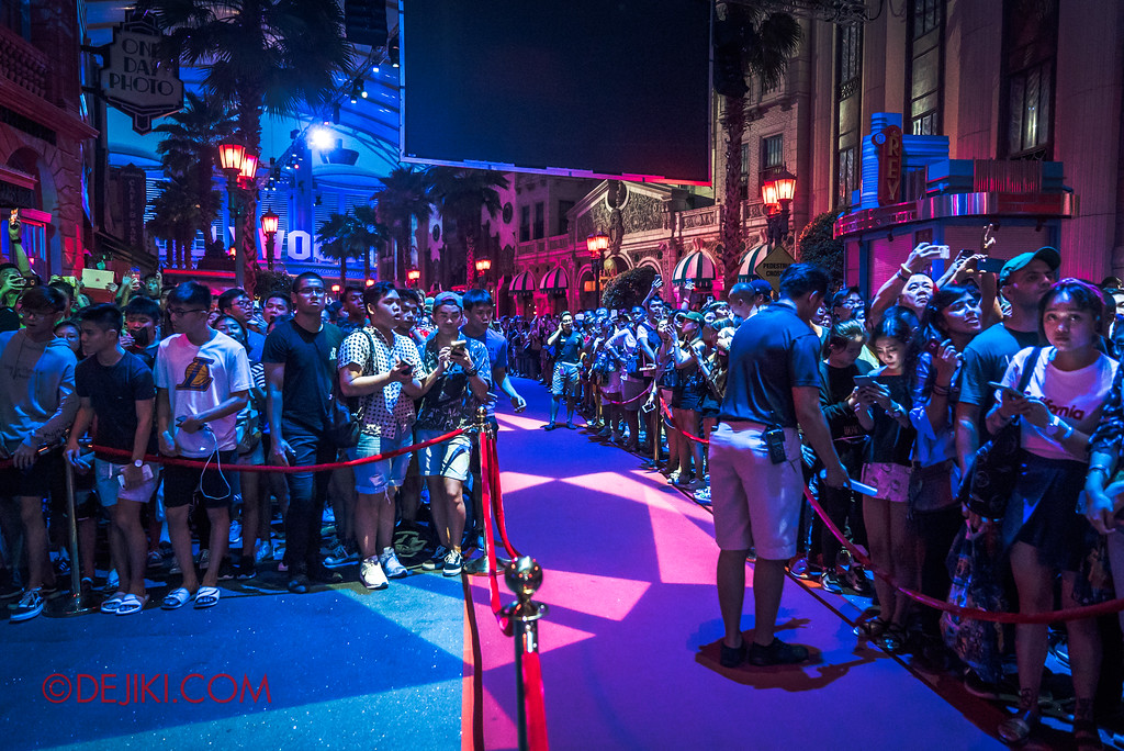 Halloween Horror Nights 7 Singapore - RIP Tour Review / Walk on the red carpet