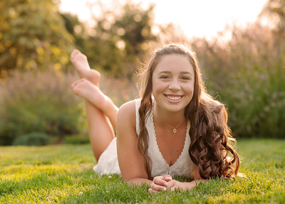 Madison Cooley Senior Model 2016