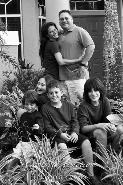 Janet and her family