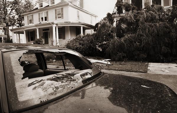 Tornadoes in Hampton, VA