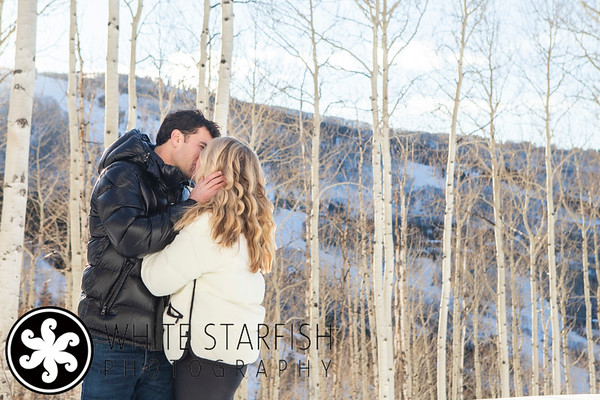 Beaver Creek Engagement - Jordi and Lauren 2