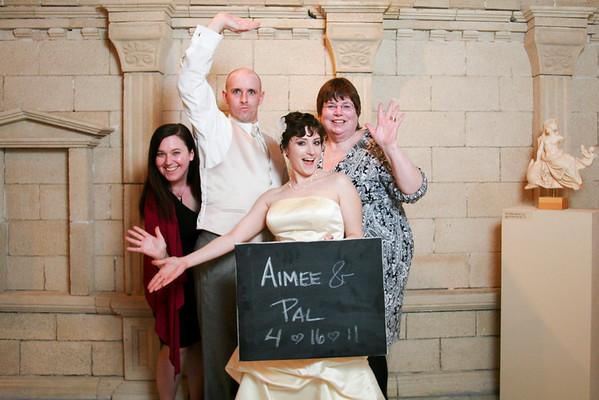 Wedding Photo Booth Photos