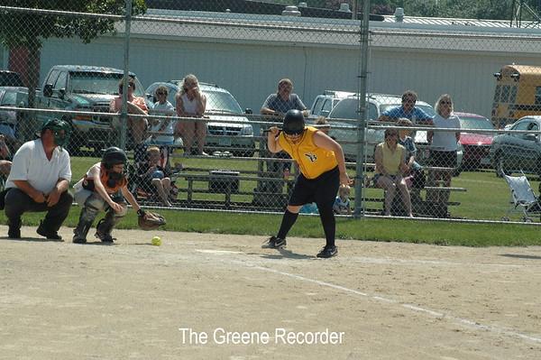 Softball Middle School vs Rockford