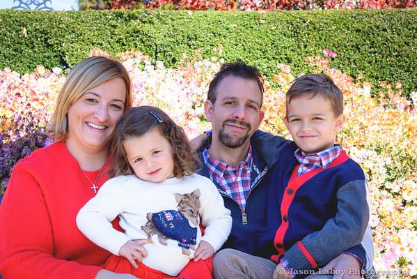 Deitz Family Portraits