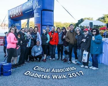 2017 Diabetes Walk CA