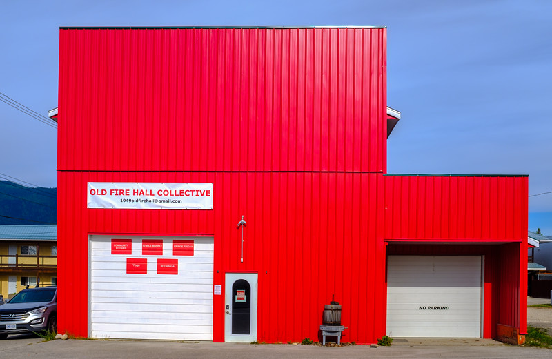 Old Fire Hall Collective II