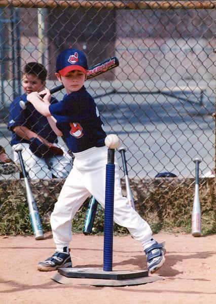 Nick- Baseball
