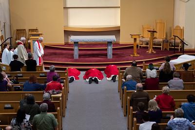 St. Francis Parish Good Friday Service