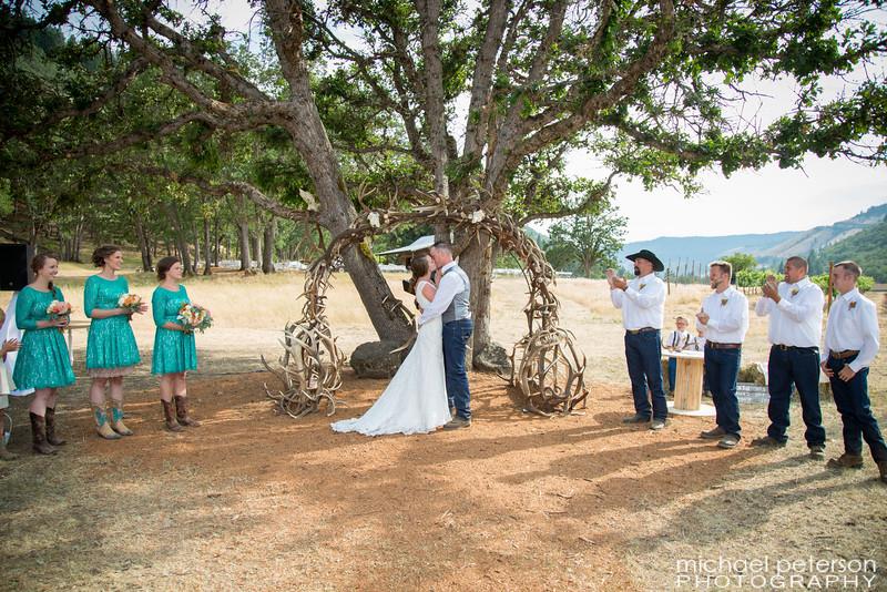 Emily and Levi Wedding