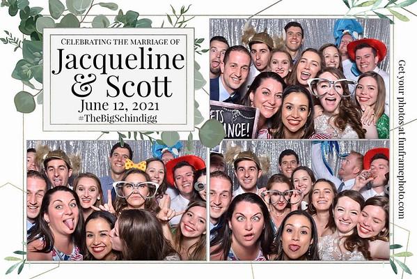 Scott & Jacquie's Wedding
