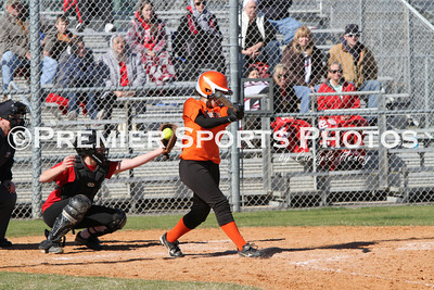 La Porte Varsity Softball vs Crosby 2/5/2011