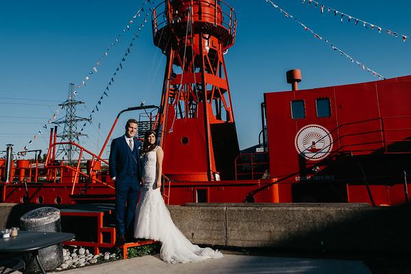 Roisin and Sam - wedding