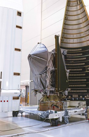 ULA / NASA Lucy Jupiter Trojan Asteroid Mission
