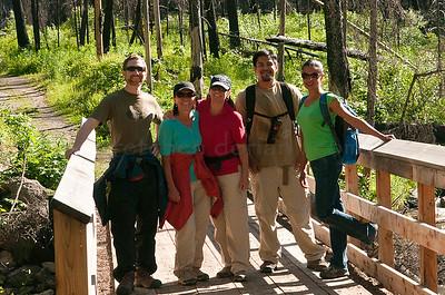 Montana - Passage Falls Hike