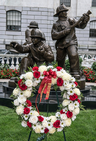 2018-09-11 Mass. Fallen Fire Fighter Memorial