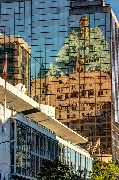 Hotel Vancouver. Vancouver, Canada