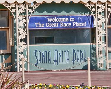 Santa Anita Photography Day